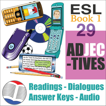 ESL Readings & Exercises Book 1-29