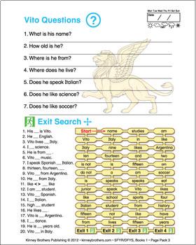 ESL Readings & Exercises Book 1-3