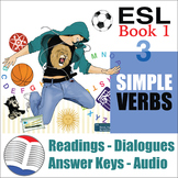 ESL Readings & Exercises Book 1-3