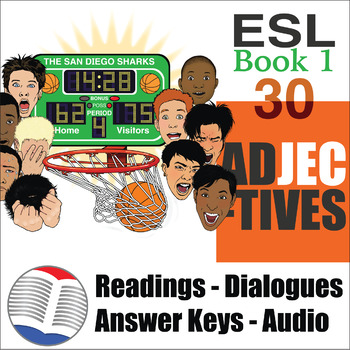 ESL Readings & Exercises Book 1-30
