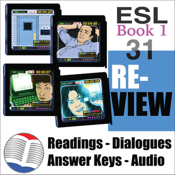 ESL Readings & Exercises Book 1-31