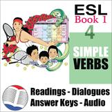 ESL Readings & Exercises Book 1-4