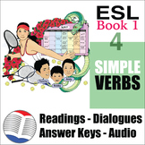 ESL Readings & Exercises Book 1-4