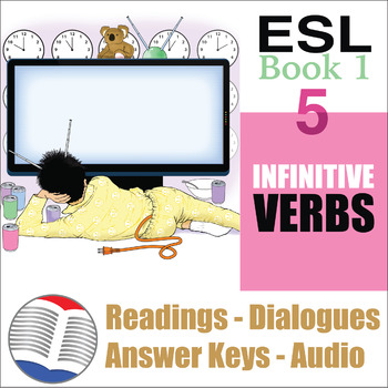 ESL Readings & Exercises Book 1-5