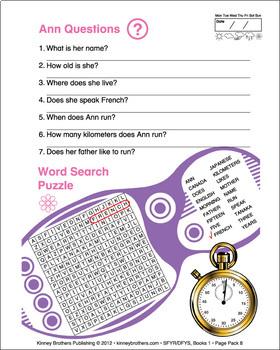 ESL Readings & Exercises Book 1-8