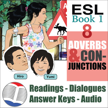 ESL Readings & Exercises Book 1-8