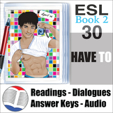 ESL Readings & Exercises Book 2-30