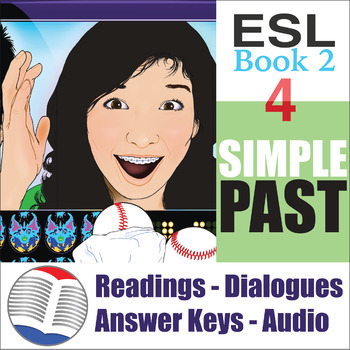 ESL Readings & Exercises Book 2-4