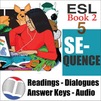 ESL Readings & Exercises Book 2-5