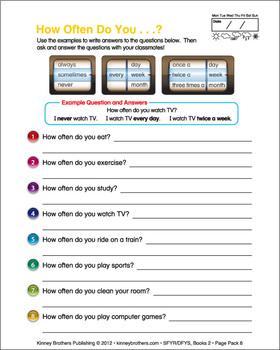 ESL Readings & Exercises Book 2-6