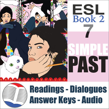 ESL Readings & Exercises Book 2-7