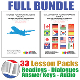 ESL Readings and Exercises Book 2 Bundle