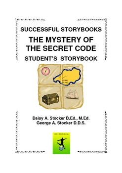 ESL STORYBOOK:  Mystery of the Secret Code
