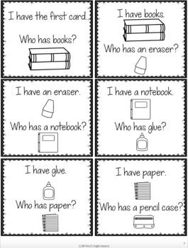 6Pcs/Set English A4 Plastic Big Card Educational Poster ... |Esl Classroom Supplies