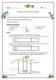ESL Science 7 lesson pack combination.