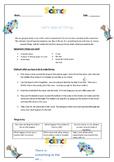 ESL Science - Floating ball Air pressure Worksheet.