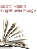ESL Short Reading Comprehension Passages