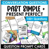 Past Simple & Present Perfect Conversation Questions for ESL