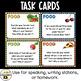 ESL Speaking Activities Food Conversation Cards