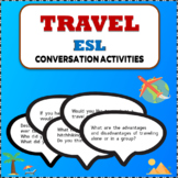 ESL Speaking Activities Conversation Cards