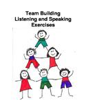 ESL Speaking Practice: Team Building