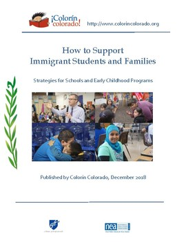 ESL Strategies Partnership Support Immigrant Families (Colorin Colorado / AFT)