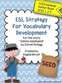 ESL Strategy for Vocabulary Development for Johnny Appleseed