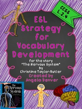 ESL Strategy for Vocabulary Development for The Nervous System