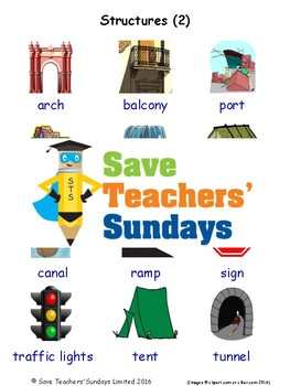 ESL Structures Worksheets, Games, Activities and Flash Cards (with audio) 2