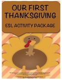 ESL THANKSGIVING PACKET