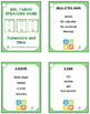 ESL Taboo speaking game - Calendar and time vocabulary