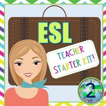 ESL Teacher Starter Kit