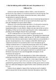 ESL Test - Answer Key