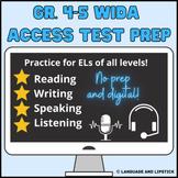 ESL Test Prep Package Gr. 4-5