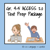 ESL Test Prep Package Gr. 4-5