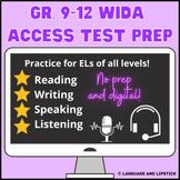 ESL Test Prep Package Gr. 9-12