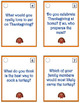 ESL - ELL Thanksgiving Games and Speaking Activities Bundle