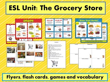ESL: The Grocery Store