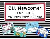 ESL Thematic Vocabulary Bundle