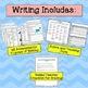 ESL Third Grade Progress Monitoring, BUNDLE (Reading Writing Listening Speaking)