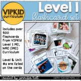 VIPKID Level 1 Props (NMC & Interactive) Flashcard Mega Pa