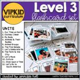 Updated: ESL (VIPKID) Level 3 Flashcard Mega Pack!