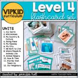 VIPKID Level 4 Props (NMC & MC) Flashcard Mega Pack! UPDATED