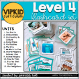 ESL (VIPKID) Level 4 Flashcard Mega Pack!