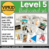 VIPKID Level 5 Props (NMC & MC) Flashcard Mega Pack! UPDATED