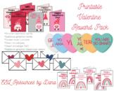 ESL Valentine Reward Pack (VIPKID, Magic Ears, Go Go Kid,