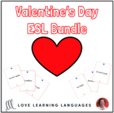 ESL Valentine's Day Bundle