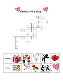 ESL Valentine's Day Crossword