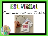 ESL Visual Communication Cards