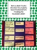 ESL Vocabulary Activity for Vocabulary Development for The Mitten